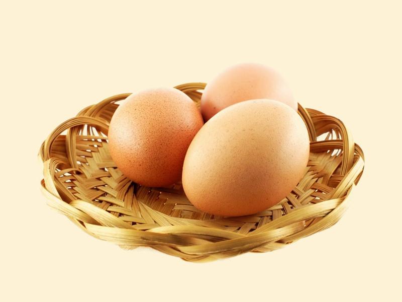 Trị lẹo mắt bằng trứng gà