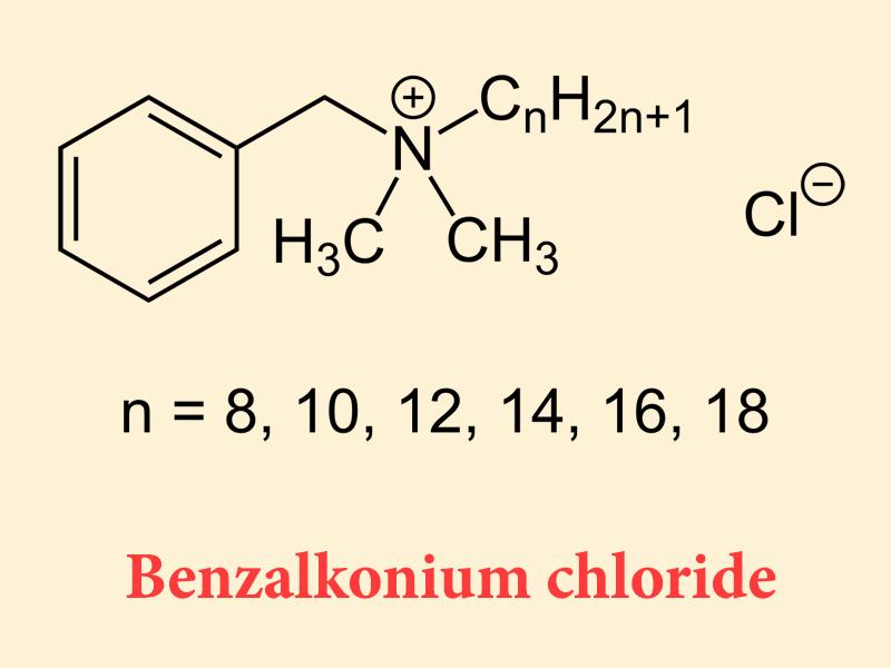 Coong thuwsc hosa hojc cura Benzalkonium chloride