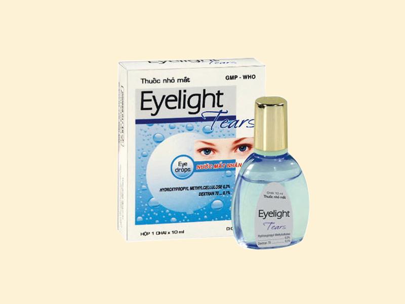 Nước nhỏ mắt nhân tạo Eyelight tears