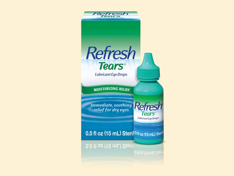 Nước nhỏ mắt nhân tạo Refresh Tears Lubricant Eye Drop