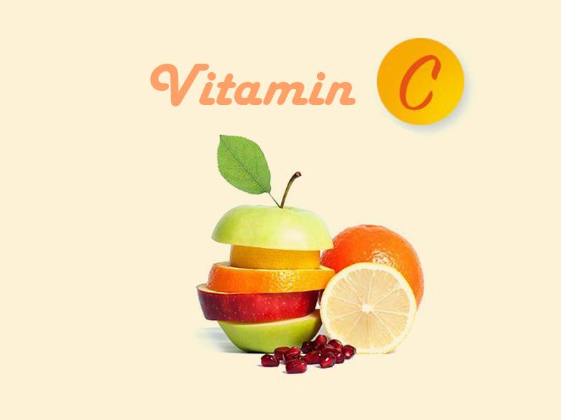 Vitamin C có tác dụng rất tốt cho người bị đau mắt đỏ